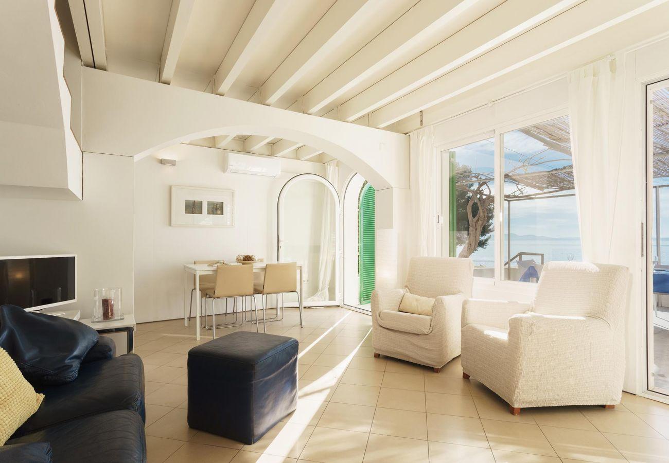 Villa en Alcúdia - CANOSTRA Casa para 4 personas en Alcanada. AC y WiFi gratis