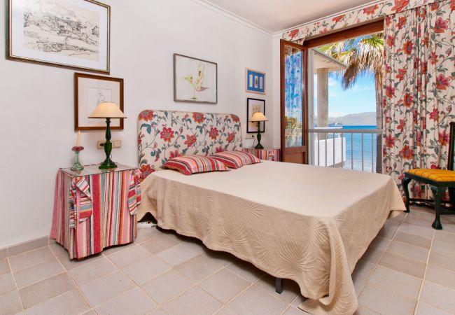 Apartamento en Alcúdia - PERICAS 2 :) Bonito apartamento para 6 personas en Es Barcares, Alcudia y WiFi gratis