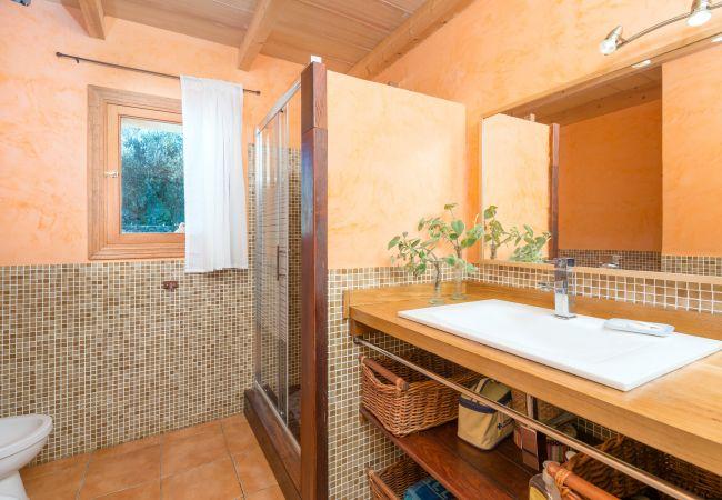 Finca en Moscari - VILVAL :) Rústica finca para 4 personas en Moscari. Wifi y AC