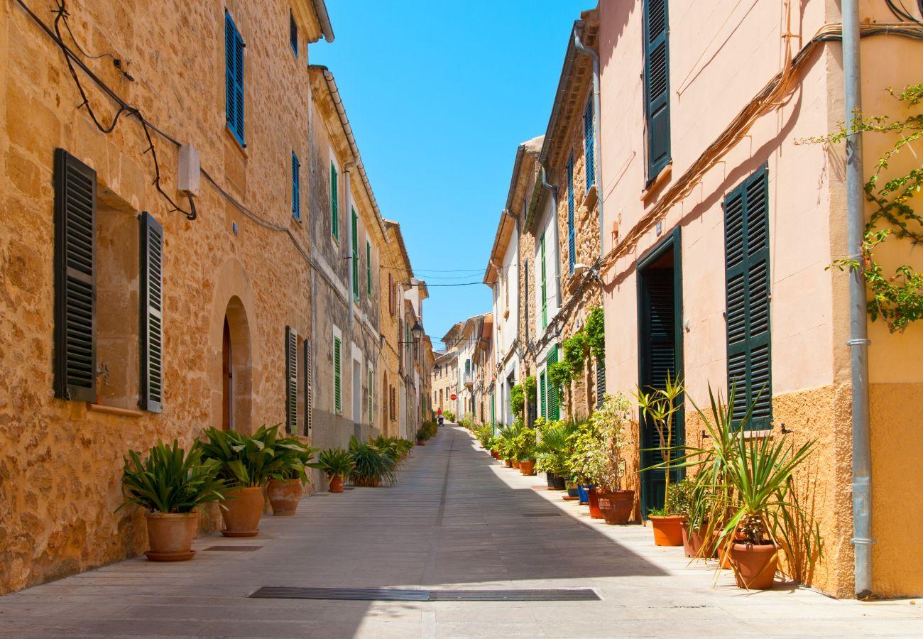 Casa en Alcúdia - ESPERANZA Casa para 6 a 200m del la Playa de Alcudia