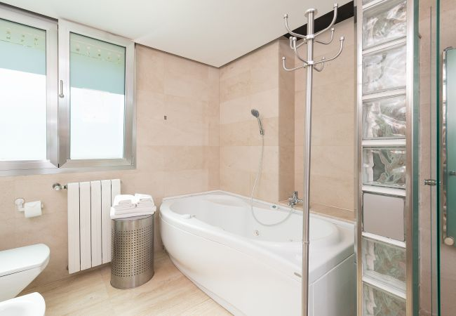 Villa en Alcúdia - MIRAMAR :) Fabulosa casa para 10 personas en Alcudia