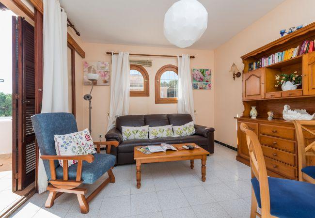 Apartamento en Cala Ratjada - SAN ANDRES :) Apartamento para 4 personas en Cala Rajada. WiFi and AC