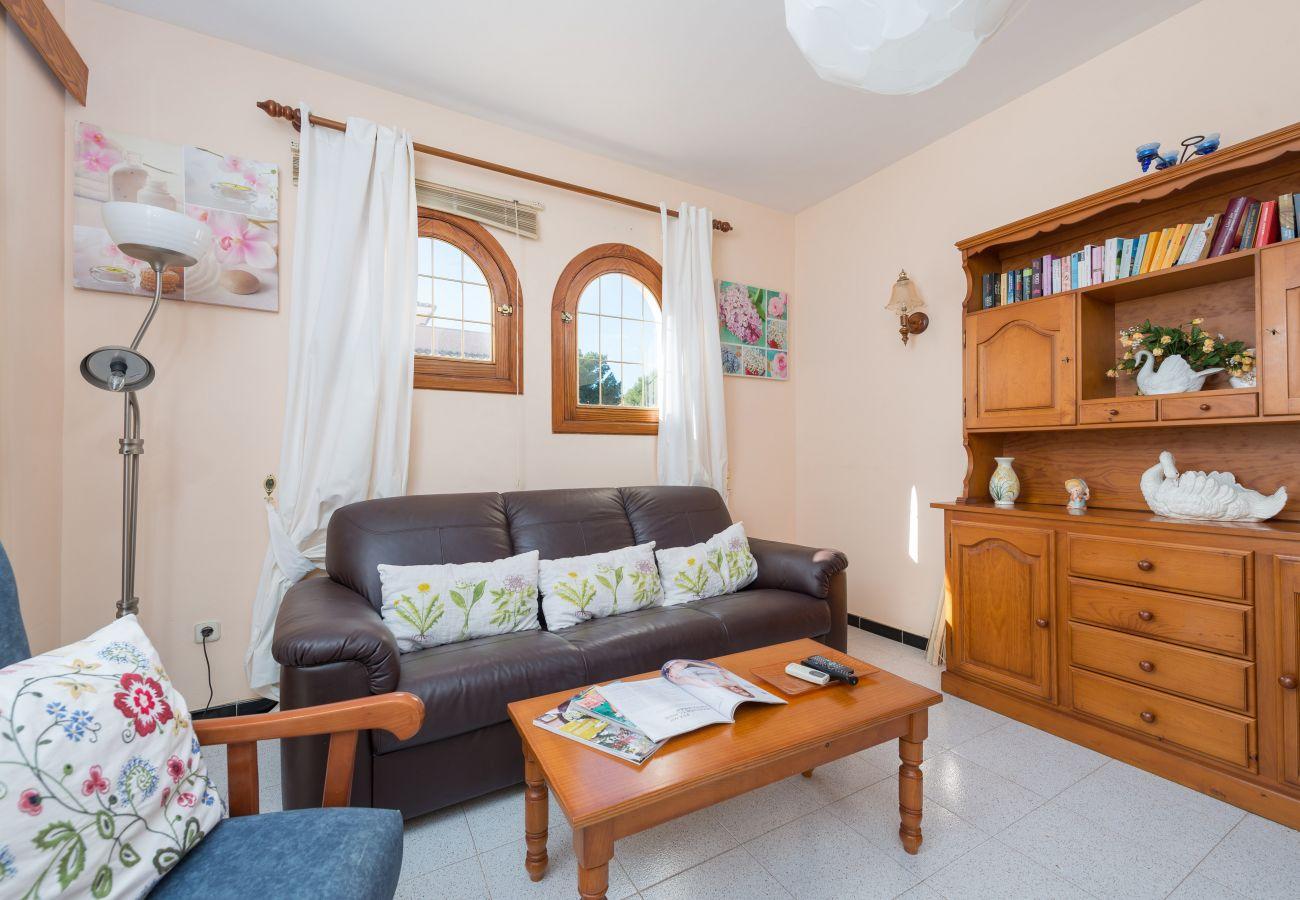 Apartamento en Cala Ratjada - SAN ANDRES Apartamento para 4 en Cala Rajada