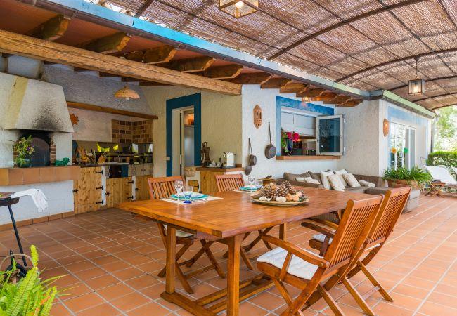 Villa en Inca - ERMITA :) Coqueto loft para 2+1 en el centro de la isla. WiFi y AC