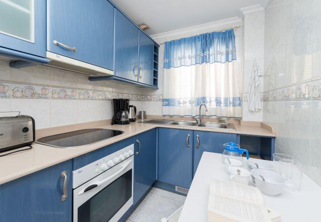 Apartamento en Cala Ratjada - SAMU 1:) Acogedor apartamento para 4 personas en Cala Rajada