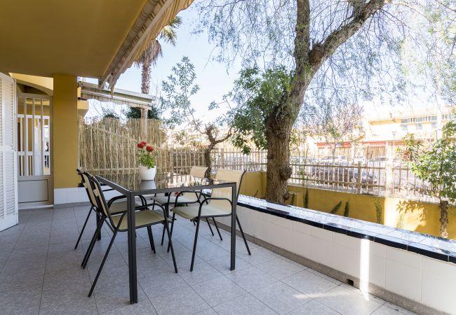 Apartamento en Alcúdia - ORQUIDEA :) 4 personas con piscina y cerca de la playa.  Wifi y AC