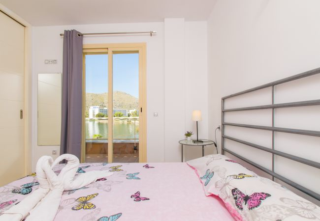 Villa en Alcúdia - PYP :) Casa para 4 personas 150m de la playa alcudia. WiFi