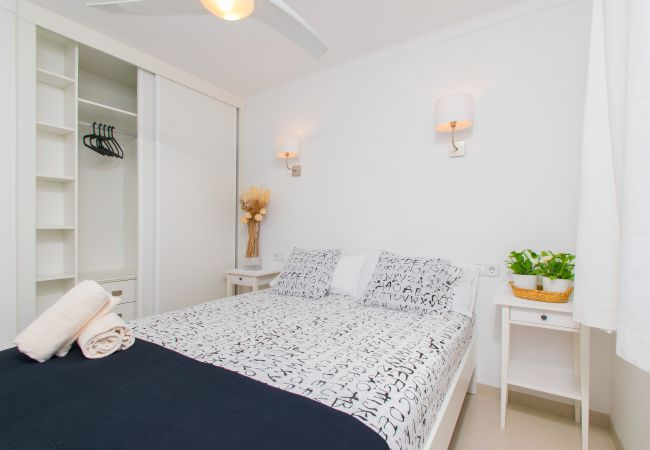 Apartamento en Alcúdia - PINE BEACH :) Apt. 4 personas en Puerto de Alcudia