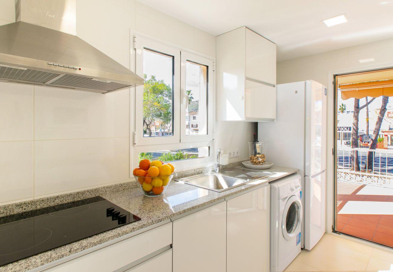 Apartamento en Alcúdia - PINE BEACH - Apartamento para 4 personas en Puerto de Alcudia
