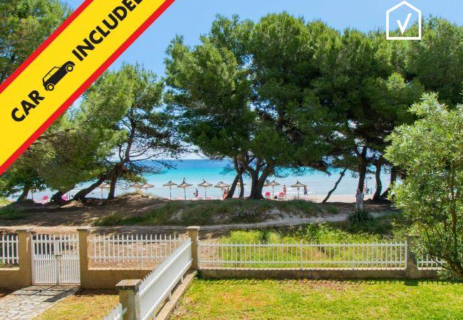 Apartamento en Alcúdia - VIDALABA I :) Precioso apartamento para 6 personas en playa de Alcudia