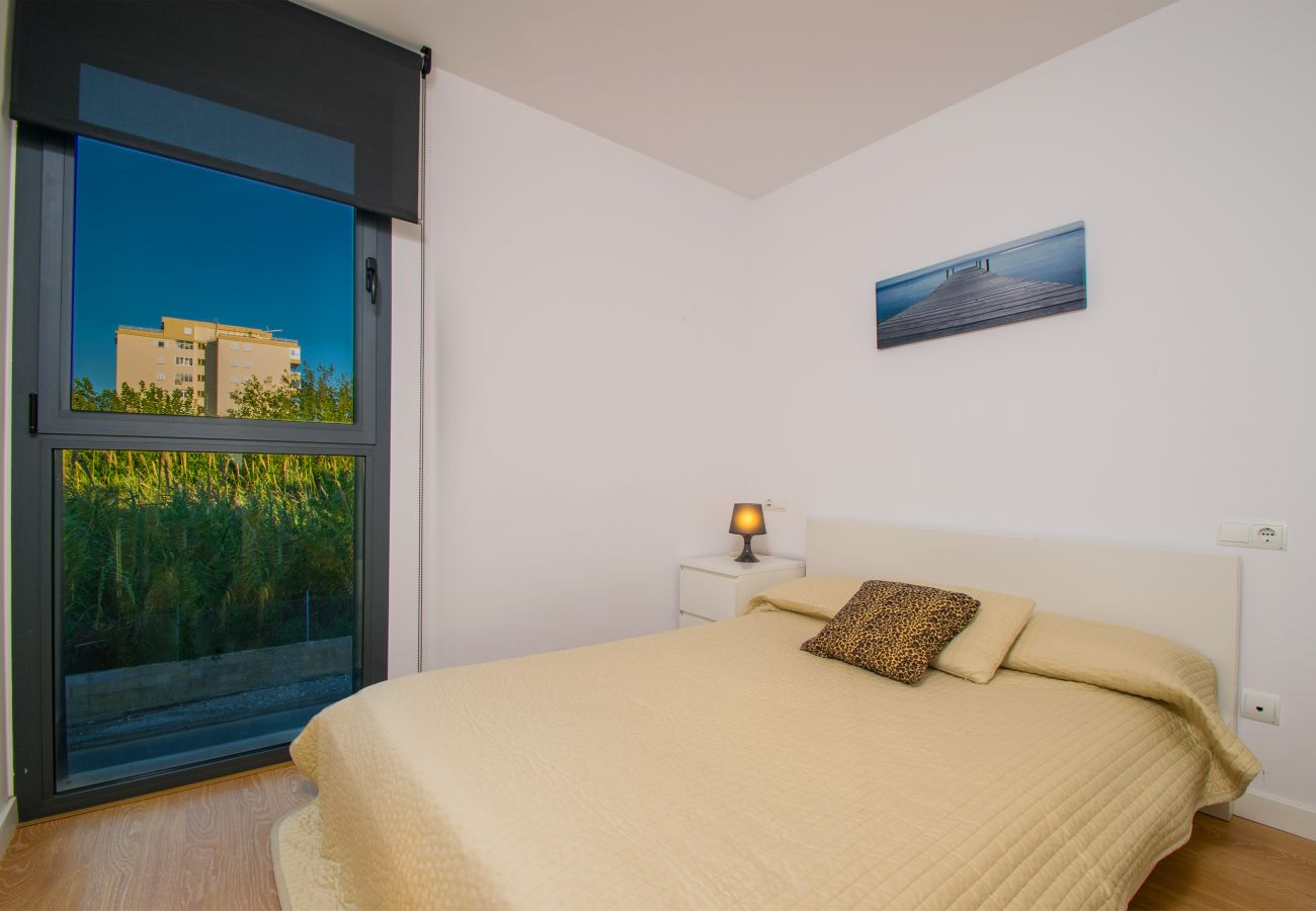 Villa en Playa de Muro - LAKE VILLAGE Casa para 8 a 150 metros de Playa Alcudia
