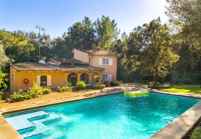 Villa en Sa Pobla - ESTEBAN Villa para 6 con piscina en Pollensa