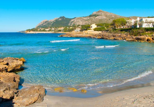 Finca en Alcúdia - SON FE :) Finca con piscina privada, cerca de Alcudia