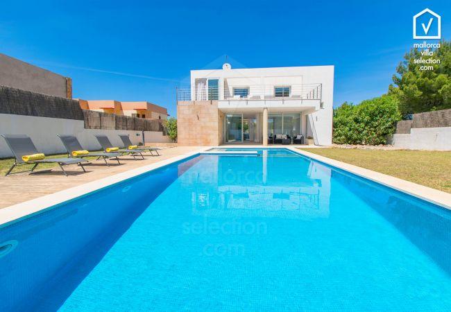 Villa en Arta - MUT Casa para 6 con piscina a 50 m del mar