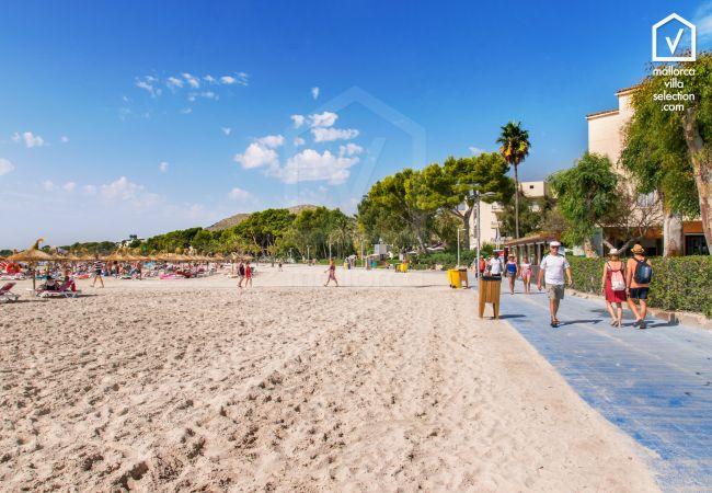 Apartamento en Alcúdia - DIANA :) Apartamento a 200m de la playa Alcudia