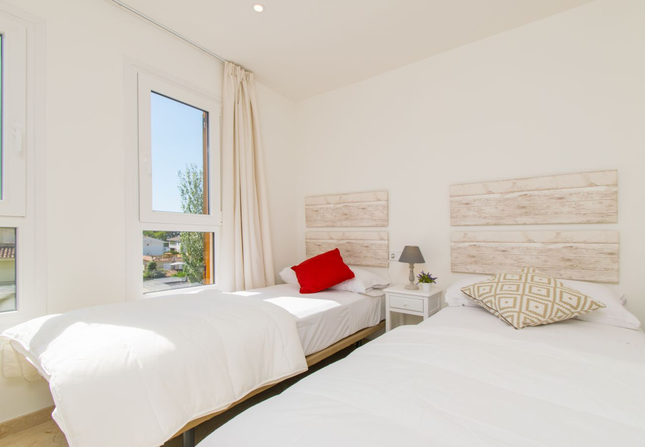 Apartamento en Alcúdia - DIANA Apartamento para 4 a 150m de la playa Alcudia