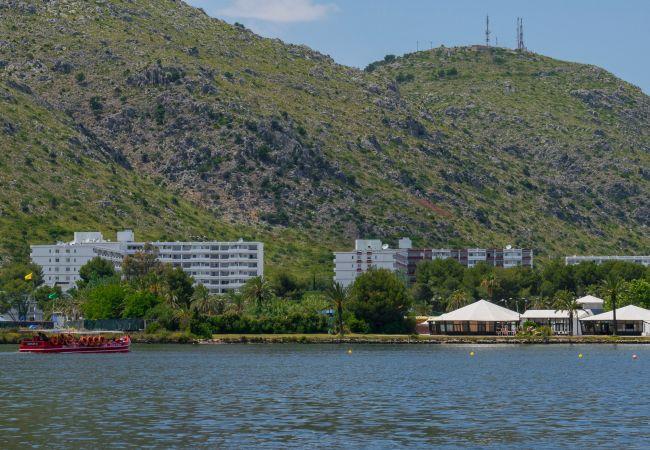 Ferienhaus in Alcudia - ESPERANZA Haus für 6 nur 200 m von der Playa de Alcudia