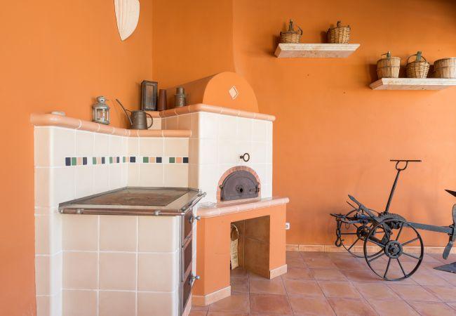 Ferienhaus in Maria de la salut - SA VERDERA :) Stadthaus für 10 Personen in Maria de la Salut