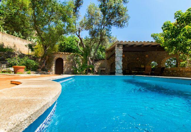 Villa in Pollensa - AL AZHAR Haus für 6 Personen mit Pool in Pollensa