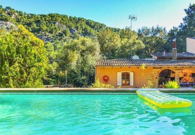 Villa in Sa Pobla - ESTEBAN Villa für 6 mit Pool in Pollensa