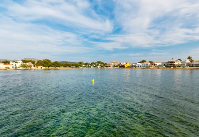 Apartment in Alcudia - PERICAS :) Peaceful apartment near the sea in Alcudia, for 8 persons, free WiFi