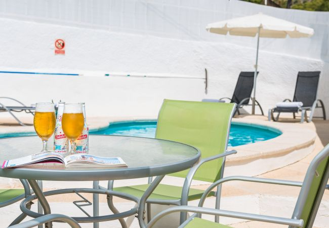 House in Alcudia - NAPOLS 2 :) Coquette house for 6 people in Alcanada, Alcudia. AC and free WiFi