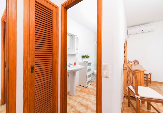 House in Alcudia - NAPOLS 2 :) House for 6 people in Alcanada, Alcudia. Aircon and free WiFi