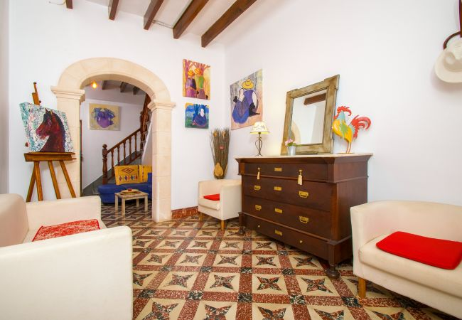 House in Alcudia - QUARTER:) House for 6 people in Alcudia. WiFi and AC.