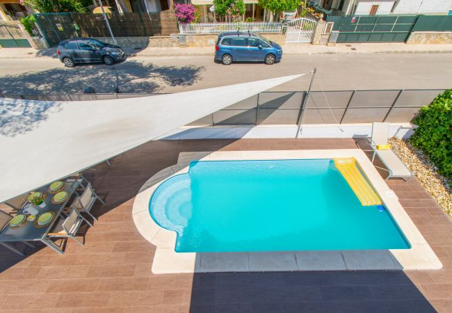 Villa in Alcudia - NICO :) Modern villa for 6 people close to te beach