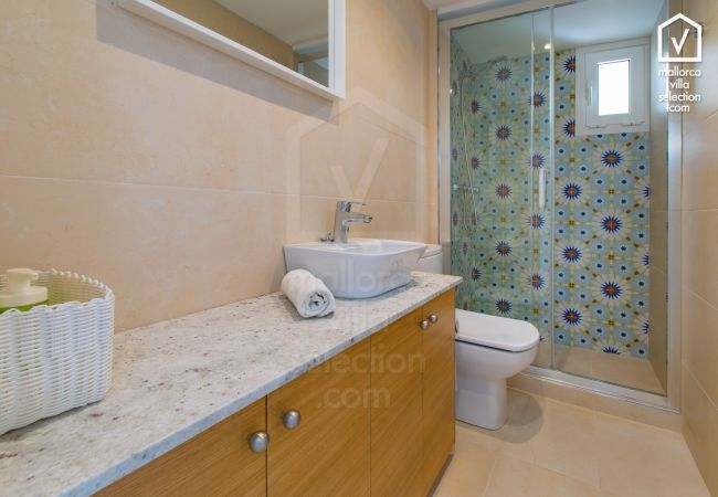 Apartment in Alcudia - DIANA Apartment for 4 to 150m from the beach Alcudia