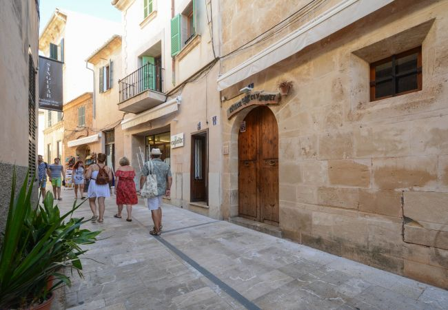 Apartment in Alcudia - Es Celler - 4 persons in the charming old town of Alcudia