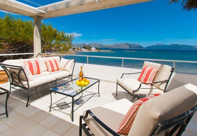 Appartement à Alcúdia - PERICAS 2 :) Bonito apartamento para 6 personas en Es Barcares, Alcudia y WiFi gratis