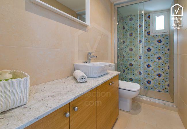 Appartement à Alcudia - DIANA Appartement de 4 à 150m de la plage Alcudia
