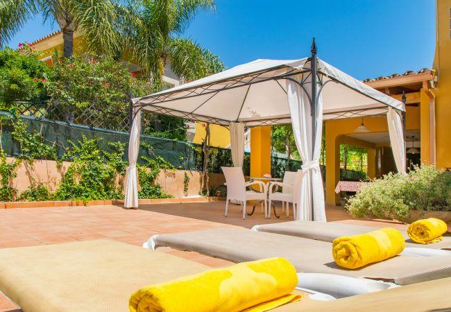 Maison mitoyenne à Alcudia - CARRASQUET :) Maison pour 12 à Puerto Alcudia
